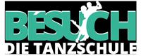 BESUCH DIE TANZSCHULE Logo